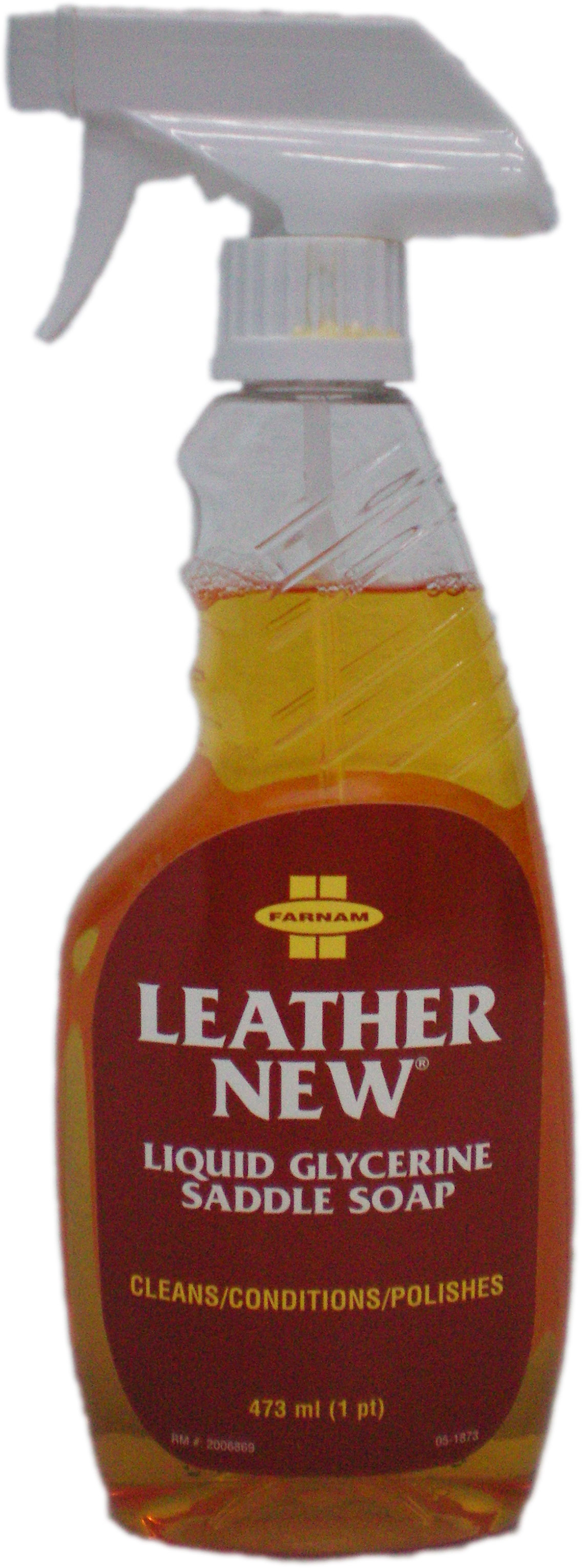 Leather New Soap