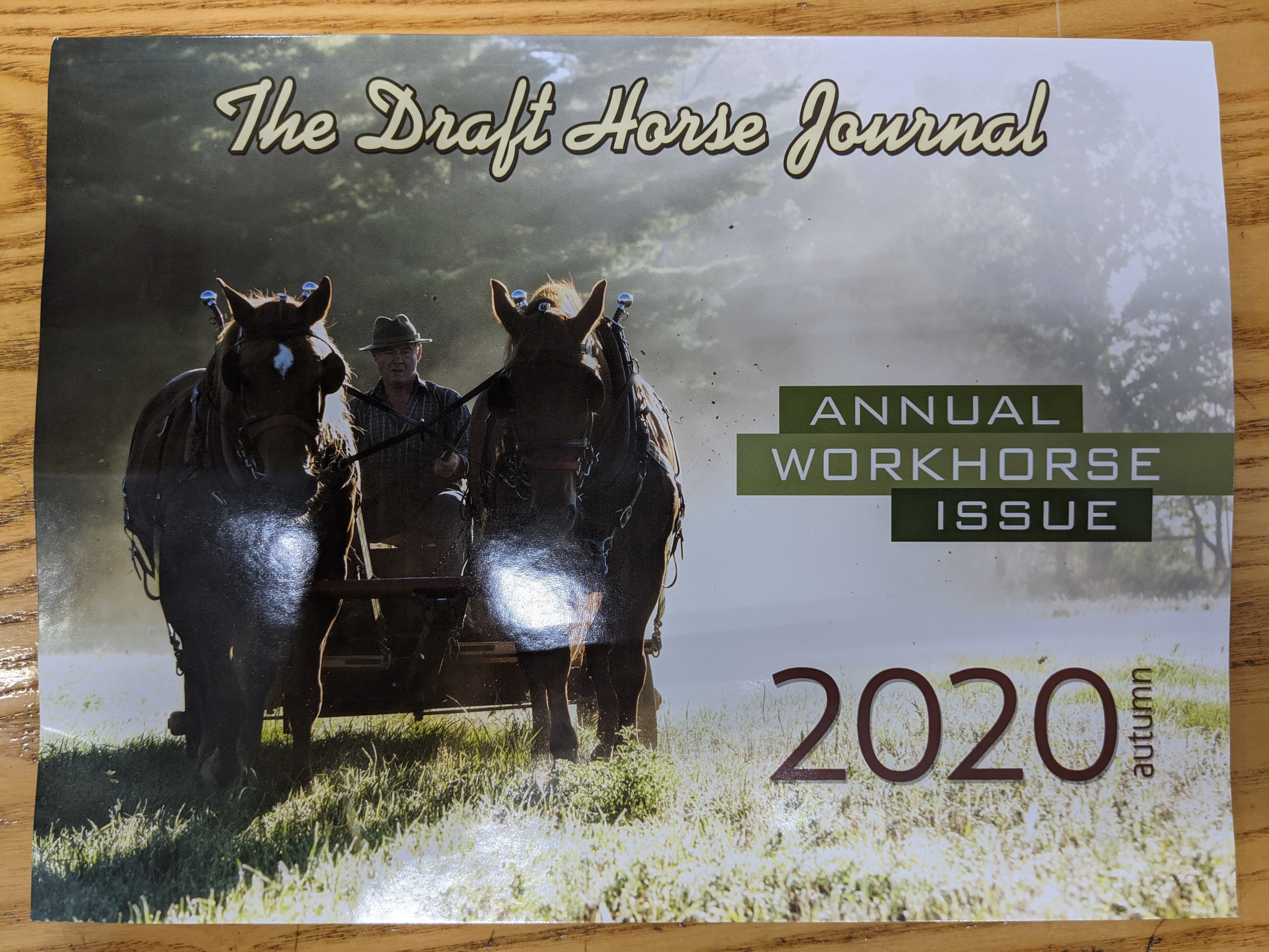 The Draft Horse Journal