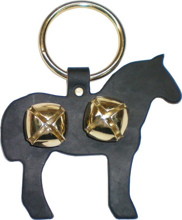 Draft Horse Door Bell Hanger